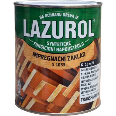 lazurol impregnacni zaklad 0,7l