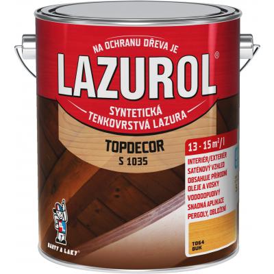 lazurol topdecor s1035 buk 2,5l