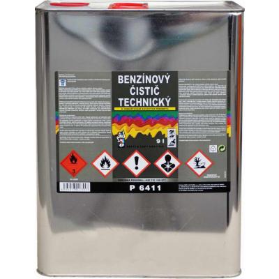 p6411 benzinovy cistic 9l