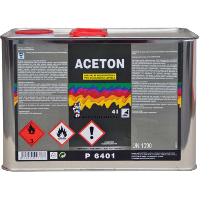 aceton p6401 4l