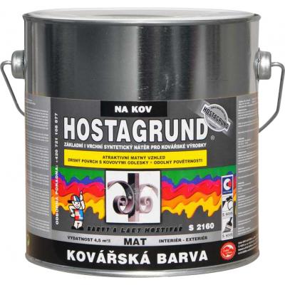s2160-hostagrund-kovarska-barva-cerna-na-kov-mat-2-5l