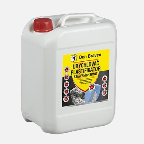 urychlovac a plastifikator stavebnich hmot 5l