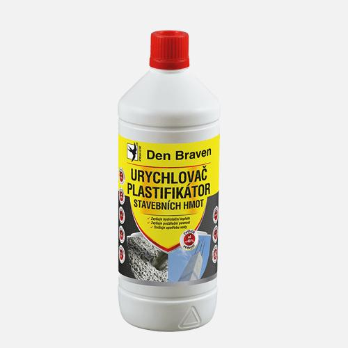 urychlovac a plastifikator stavebnich hmot 1l