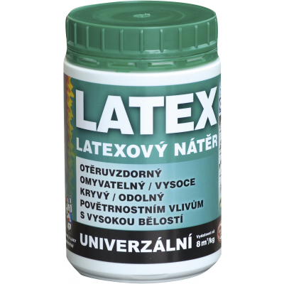 latex univerzalni 800g