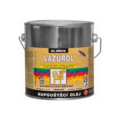lazurol napousteci olej 2,5l