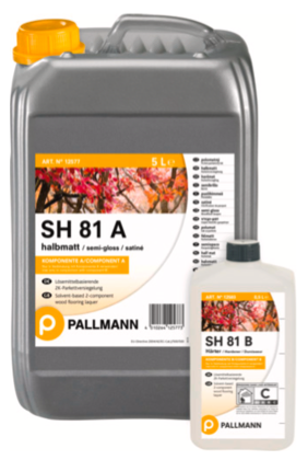 pallmann sh81