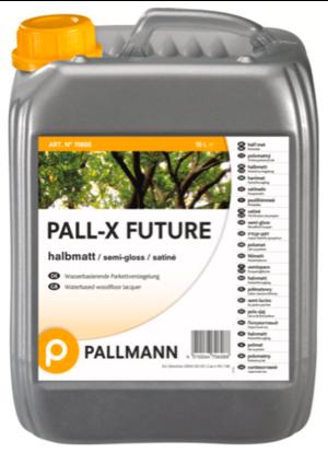 pallmann pall-x future