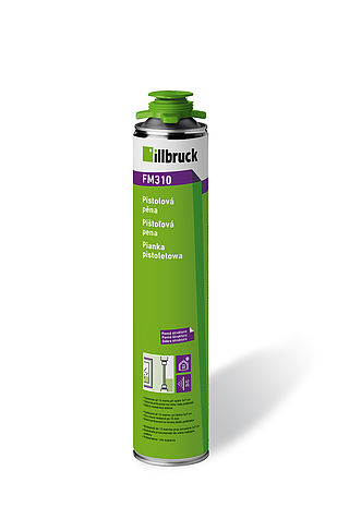 illbruck fm310 PUR pena basic