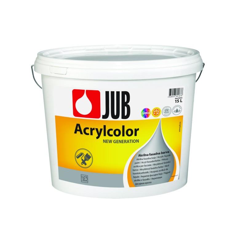 jub acrylcolor bila
