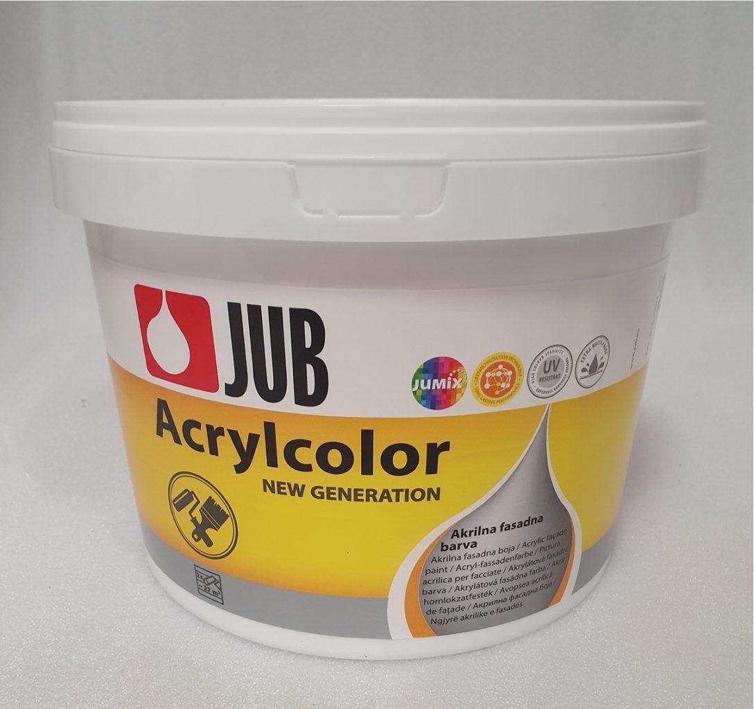jub akrylcolor