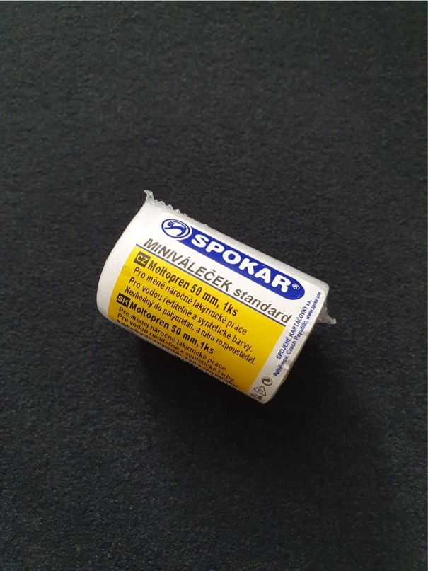 spokar moltopren mini 50mm
