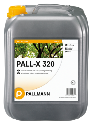 pallmann pall-x 320