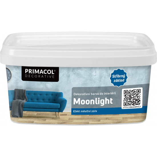 primacol moonlight silver