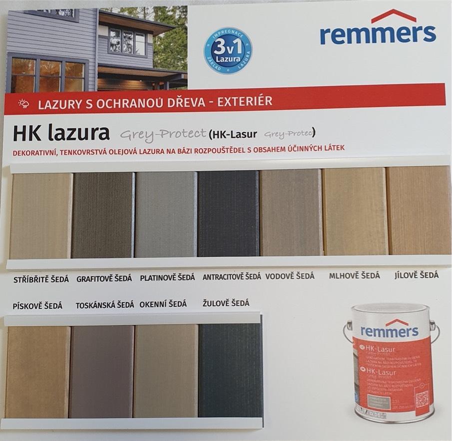remmers hk grey protect vzornik