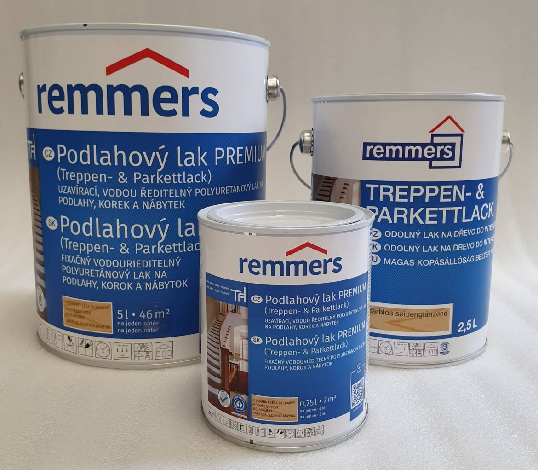 remmers podlahovy lak premium